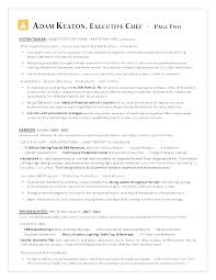 Resume For Cooks Inspiration Line Cook Resume Objective Penzapoisk