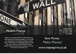 Advertising Leaflet Template Free Flyer Design Templates Admission