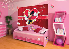 Minnie Mouse Bedroom Curtains Minnie Mouse Room Decor Home Decoration Ideas