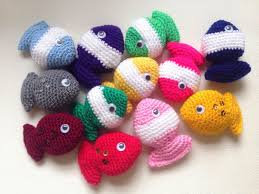 Crochet Fish Pattern