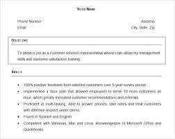 Sample Resume Templates Simple Resume Objectives Simple Career