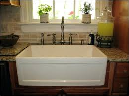 drop in farmhouse sink choose sleek and shiny texture drop in farmhouse sink for your white drop in farmhouse kitchen sink