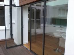 frameless glass doors glass curtains