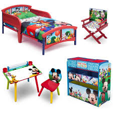 mickey mouse clubhouse bedroom set. disney mickey mouse room-in-a-box with bonus chair clubhouse bedroom set