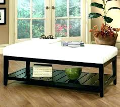 White leather coffee tables Sofa Modern Ottoman Coffee Table Modern Ottoman Coffee Table Modern Ottoman Coffee Table White Leather Large Size Jquerytimepickerinfo Modern Ottoman Coffee Table Jquerytimepickerinfo