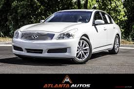 2007 INFINITI G35 Sedan Stock # 718467 for sale near Marietta, GA ...