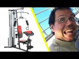 Ep 156 Weider Pro 6900 Home Gym Unbox Setup Review