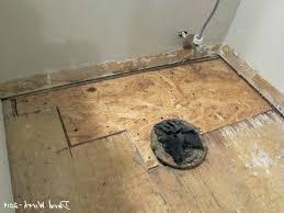 rotting wood floor bathroom floor repair ultramodern bathroom floor repair 1 how rotted wood fix tile