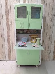 vintage built kitchen cabinets