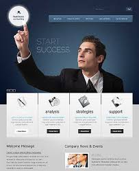 Consultancy Template Free Download It Consulting Template Under Fontanacountryinn Com
