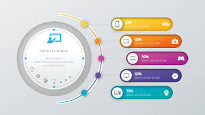 Slide Desigh Design Workflow Layout Annual Report Business Slide In Microsoft Office Powerpoint Ppt