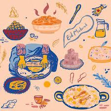 Roja Chart 2018 Ramadan Food What To Eat During Ramadan Kitchn