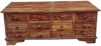 coffee table with drawers. Coffee Tables With Drawers Modern Buy Jaipur Cube Sheesham 12 Drawer Table Online CFS UK Inside 7