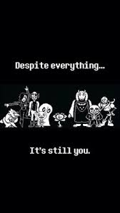 undertale screen size not sure who the artist is but its my phone wallpaper