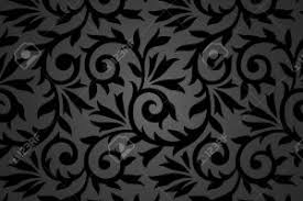 Black Fancy Background 3 Background Check All