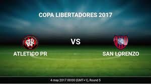 Round Table San Lorenzo Atletico Pr Vs San Lorenzo H2h 4 May 2017 Compare Teams Head To Head