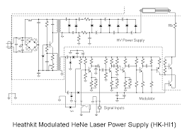 sam s laser faq complete hene laser power supply schematics
