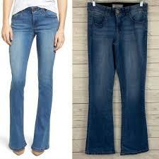 Wit And Wisdom Jeans Size Chart Wit Wisdom New Blue Womens Size 18 Stretch Split Release