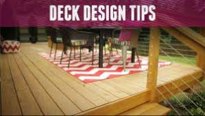 How to build a deck video Wood Planning Your Deck Design 0202 Diy Network How To Build Deck Diy