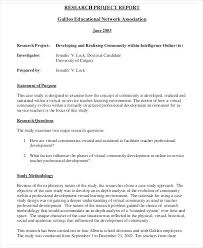 Template Equity Research Report Sample Template To Stock Analyst