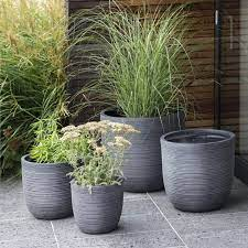 large grey rodborough planters 4