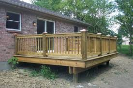cable deck railing diy wood deck railing plans tension cable railing wood deck railing idea ideas