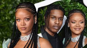 Rihanna and her new boyfriend have already mastered couples style. Rihanna Allegedly Dating A Ap Rocky Following Split From Boyfriend Hassan Jameel Capital Xtra