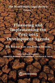 The World Bank Legal Review: Financing and Implementing the Post ...