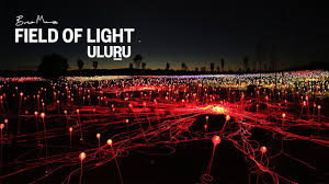 Field Of Light Star Pass Review Successful Field Of Light Uluru Shines On In 2020