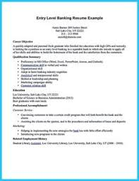 Sample Bank Teller Resume No Experience - Http://www.resumecareer ...