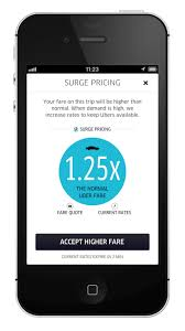 Uber Rate Quote Classy Surge Pricing Incentive Update Uber Blog