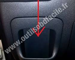 obd2 connector location in renault master 3 (2010 2014) outils Renault Master Fuse Box renault master 3 storage compartment renault master fuse box diagram