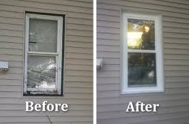 window replacement before and after. Fine Before Before And After Window Replacements Renewal By Andersen Inside Replacement A