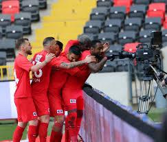 Gaziantep FK - Yeni Malatyaspor maç sonucu: 2-2
