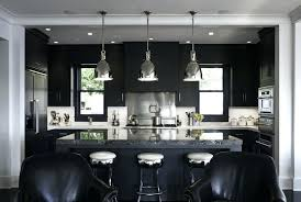 modern black kitchen cabinets. Modern Black Kitchen Cabinets S Dark Pictures .