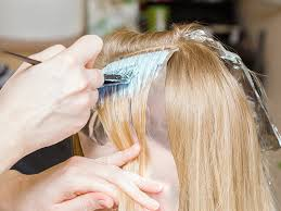 how long to leave bleach on hair plus