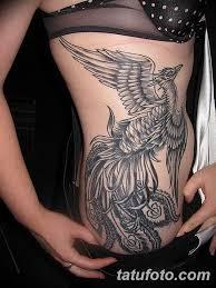 фото тату феникс для девушек 18072019 017 Tattoo Phoenix For