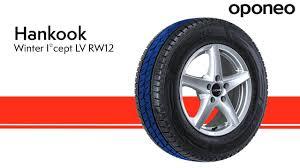 Opona <b>Hankook Winter</b> I*<b>cept</b> LV RW12 Opony Zimowe Oponeo ...