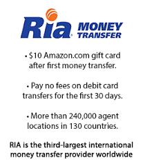 2019 June Finder Money International Transfers Review Ria com