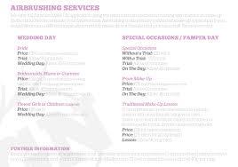makeup artist services list makeupview co