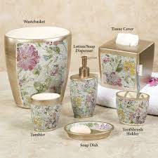 Mosaic Bathroom Accessories Sets Bathroom Accessory Sets Touch Of Class