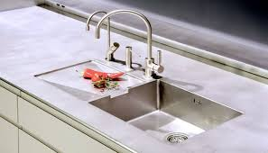 single bowl kitchen sink stainless steel with drainboard c2binr06