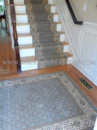 coordinate area rug palladino genoa stair runner blue 26