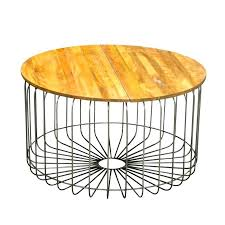 wire basket table basket coffee table medium size of basket e table e table simple e wire basket table