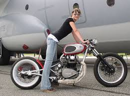 wrapped motorcycle exhaust pipes google search bike build pics