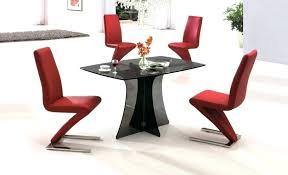 Modern Kitchen And Table Chairs Set