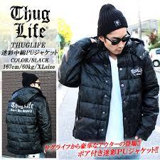 slim thug life thug life outer thug life camouflage pu leather batting hood jacket fake