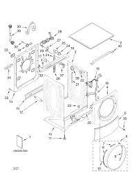 Interesting frigidaire washer parts diagram ideas best image