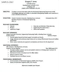 Objective Statement Examples For Resume Objective Of A Resume