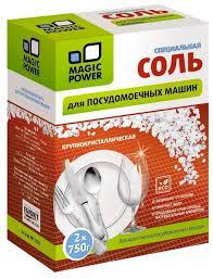 <b>MAGIC POWER соль</b> специальная 1.5 кг — купить по выгодной ...